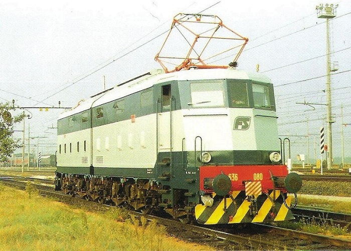 I Treni 41 1984 Come costruire una locomotiva E 636